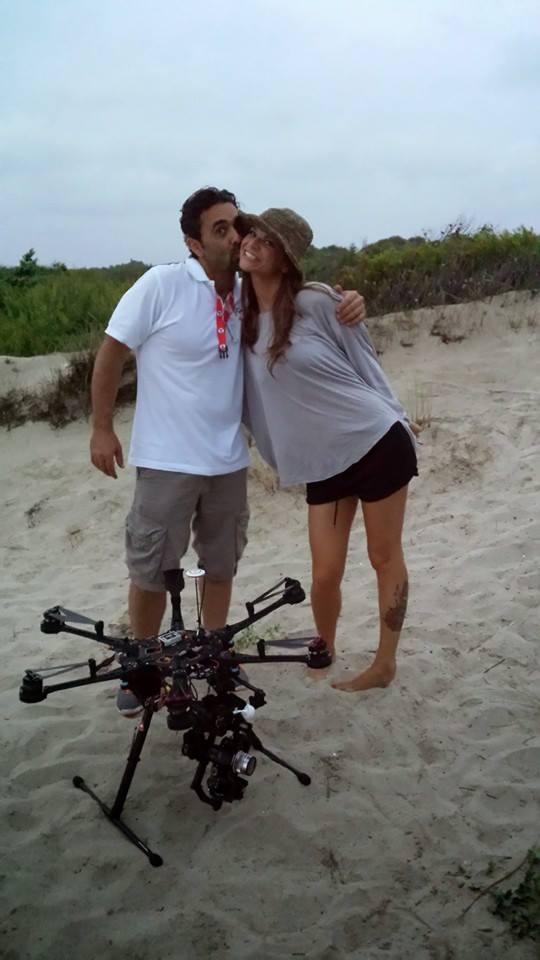 Riprese videoclip Alessandra Amoroso