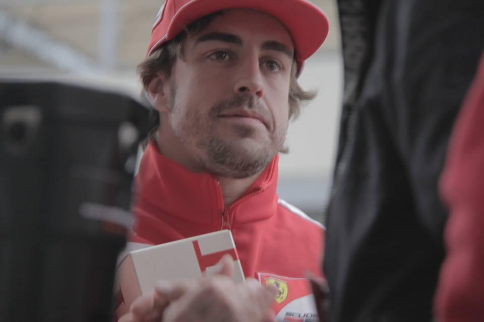 Video 360 per Ferrari anno 2010